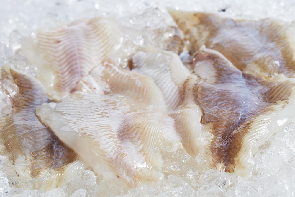 Schutzgasverpacktem Fisch