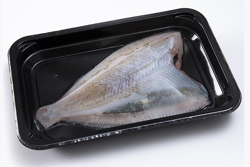 Gaspakket fisk fra Hvide Sande